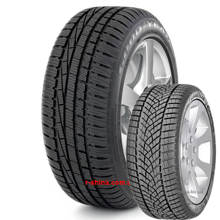 шины GoodYear Ultra Grip Performance